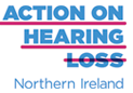 Action on Hearing Loss logo